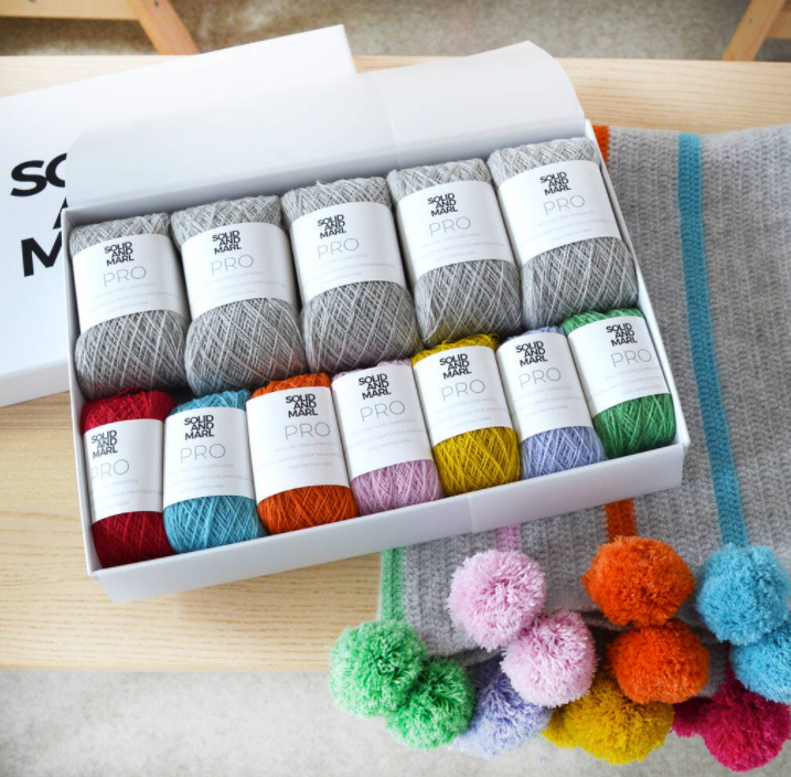 craft kits knitting